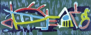 Roman Sielski, Martwa natura. Zambrowska abstrakcja